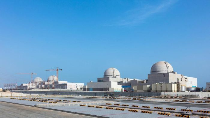 Operating licence issued for first phase of UAE nuclear power project
