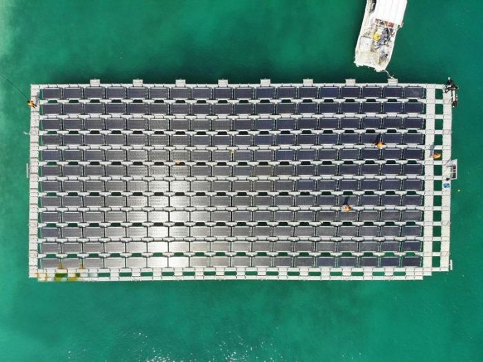 DNV GL launches industry project to develop recommended practices for floating solar