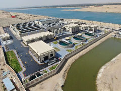 Egypt plans $2.8bn desalination programme over next five years