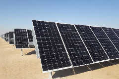 Masdar acquires 64MW solar plant in Egypt
