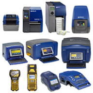 Label Printers and Scanners - Brady Middle-East
