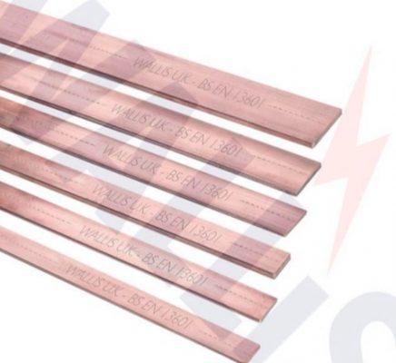 Conductors-Bare Copper Tapes