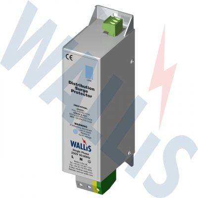 Mains Distribution Protection products:WSP240M1 (Mains, Type 1 & 2)