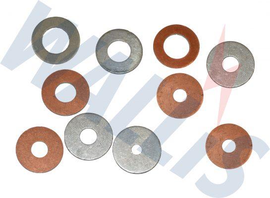 Fasteners & Fixings -Bimetallic Twin Washer