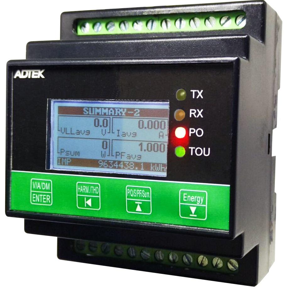CPM-12D mounting power meter
