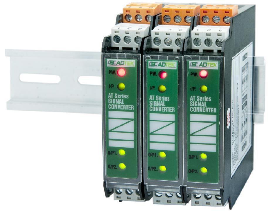 Signal Converter  /  Isolator, Transmitter, Splitter