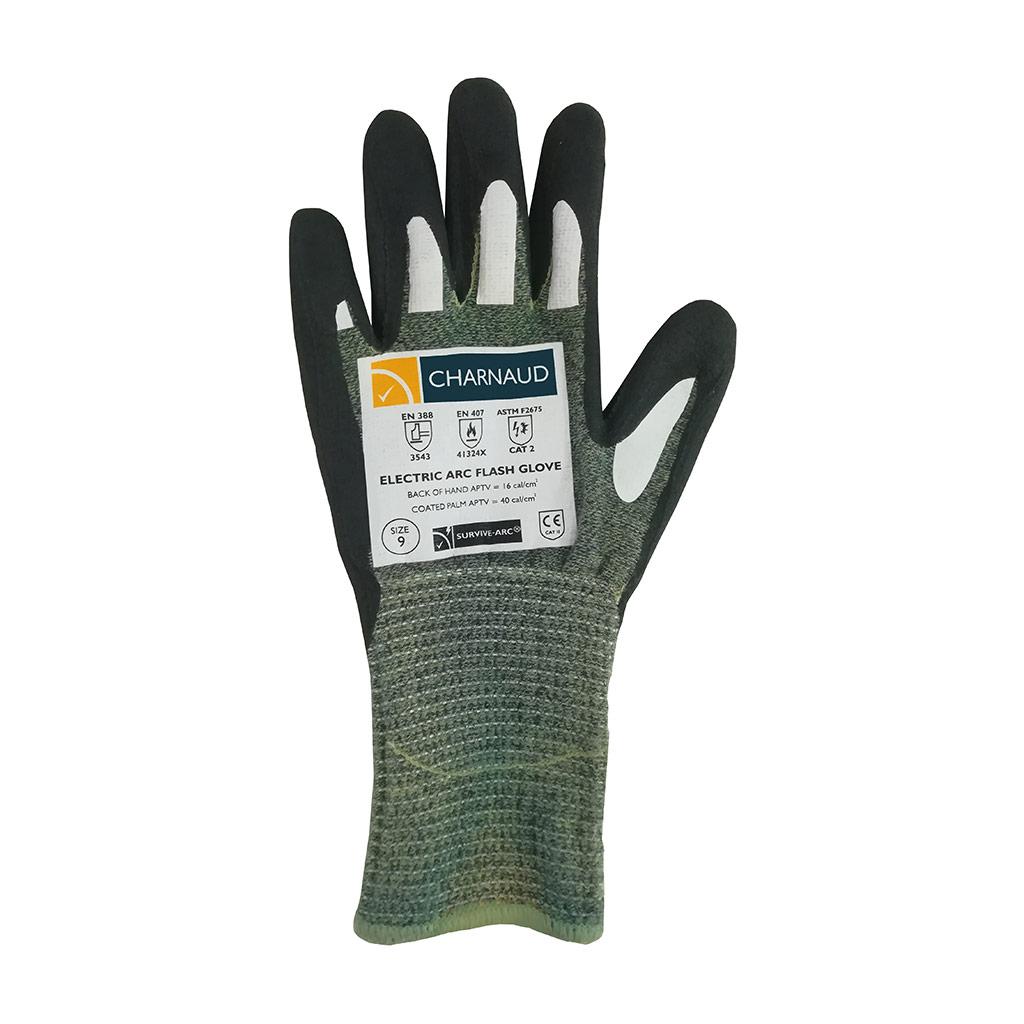 SURVIVE-ARC® Gloves A16, 16cal/cm2 CAT 2