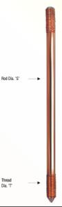 Earth Rod & Fittings
