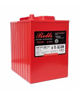 6 FS GC-DIN | Rolls Battery