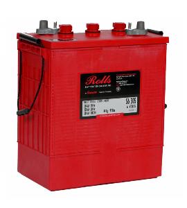 S6 305 | Rolls Battery