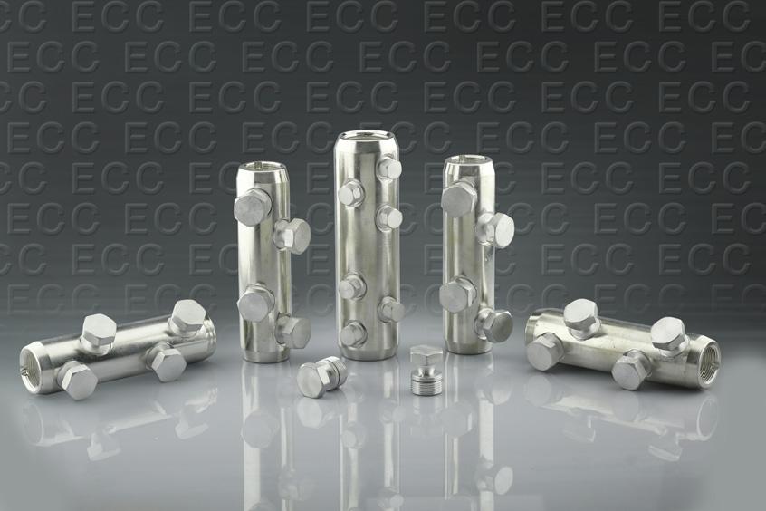Mechanical Shear Bolt Connectors