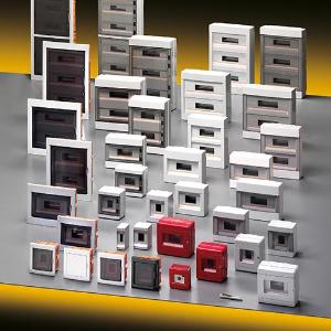Distribution enclosures