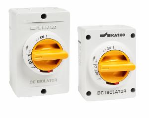 PVA/PVM Photovoltaics / DC Enclosed Switches