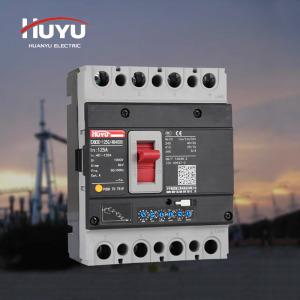 Electronic adjustable MCCB  EXM3E