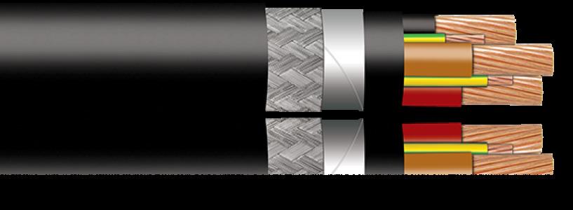 VFD / Instrumentation Cable