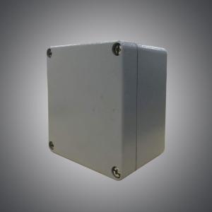 Aluminum screw box