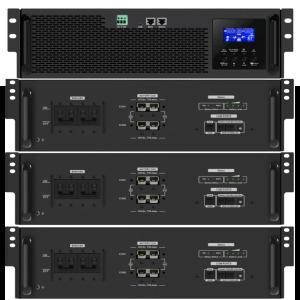Axpert King RM 5KVA 48V Off-Grid Inverter