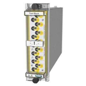 Test block & plug systems