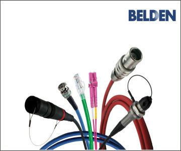 Belden Audio Video Assemblies