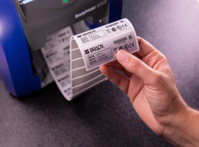 BradyPrinter i5300 Industrial Label Printer